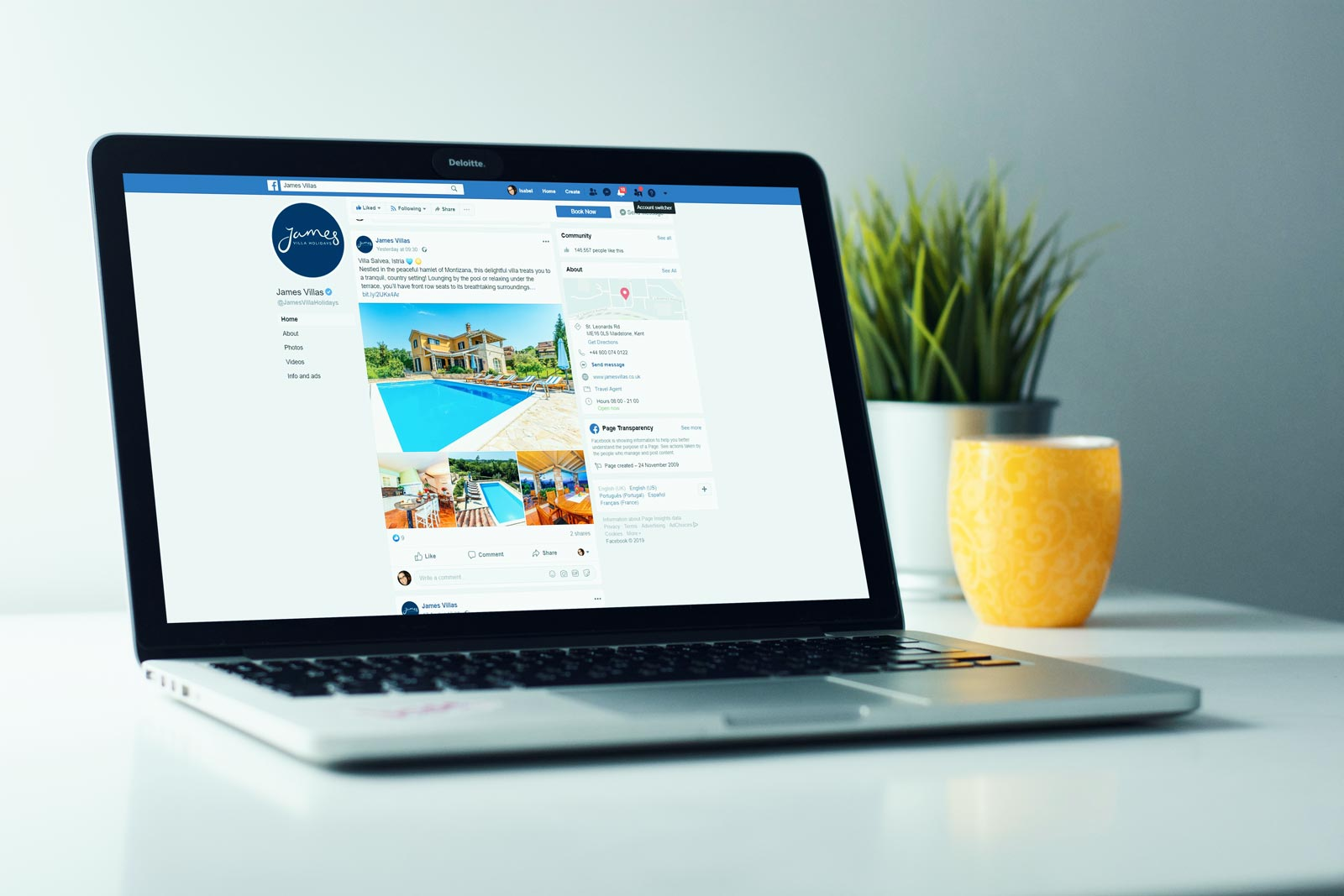10 Facebook marketing tips for Holiday Rentals